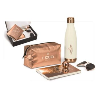 Milan Two Gift Set - Rose Gold